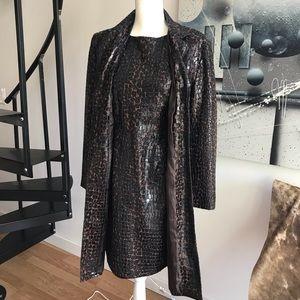 snake skin suit size S (6)